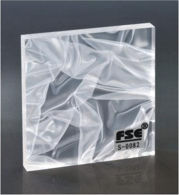 Декоративное акриловое стекло