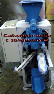 """Фасовочная машина """"Кама""""-шнек с запайщиком для открытых мешков./"""