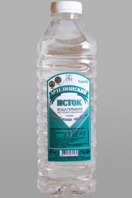 Питьевая вода Артезианский Исток/