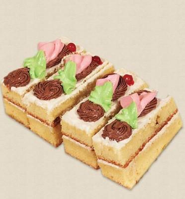 пирожные бисквитные фото рецепты