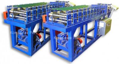 Линия для производства отливов/