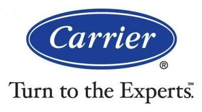 Логотип рефконтейнеров Carrier/