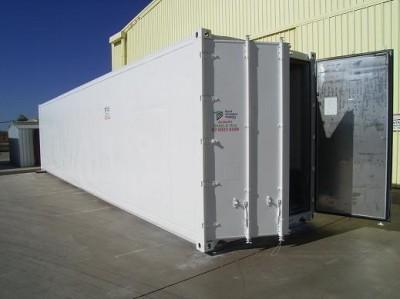 Новые рефрижераторные контейнеры - всегда в наличии на нашем терминале/