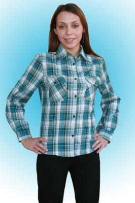 Блузка женская с длинным рукавом/