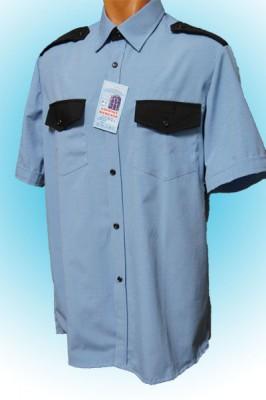 Рубашка охранника с коротким рукавом/