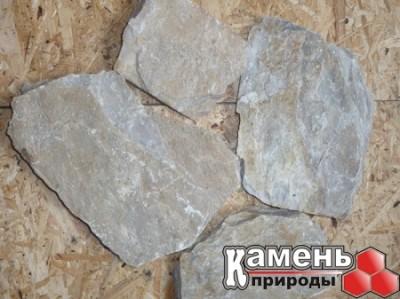Камень кварцит сланцевый для облицовки/