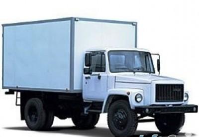 ГАЗ 3309 изотермический фургон/