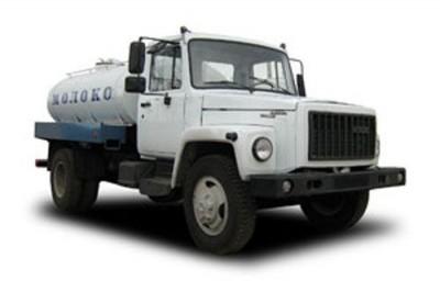 Автоцистерна для перевозки пищевых жидкостей марки 473892/