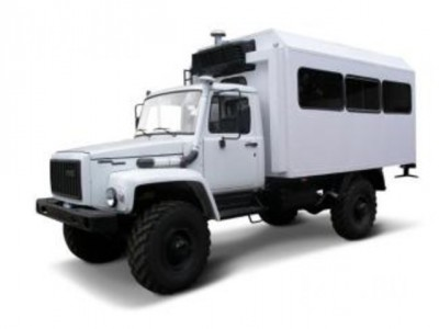 ГАЗ-33081 Автобус вахтовый (4Х4) 20 мест/