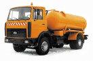 Вакуумная машина КО-523 на шасси МАЗ - 5337А2/