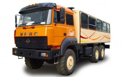 Вахтовый автобус Урал 3255-3013-79/