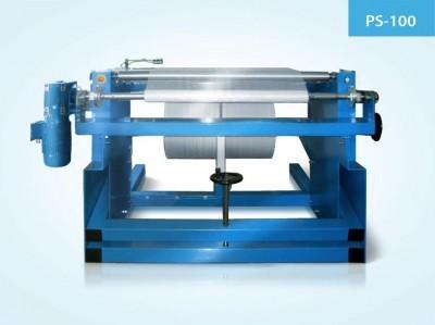 Устройство для отмера и намотки рулонов стеклосетки/