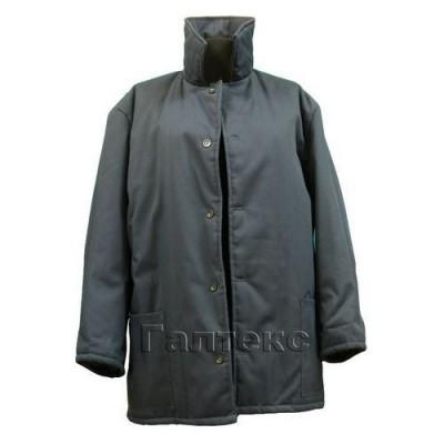 Куртка рабочая черная/