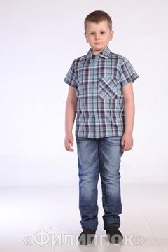 Рубашка для мальчиков «Ивашка»/