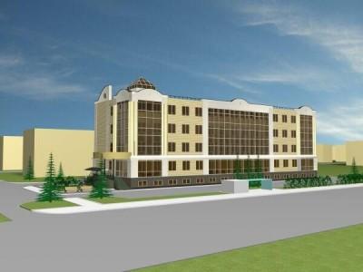 Строительство офисных зданий и торговых центров/