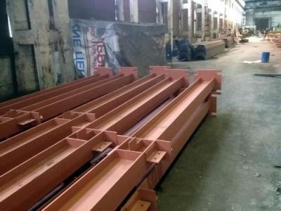 Строительство мостов (деревянных, металлических, ж/бетонных)/