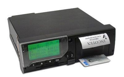 Тахограф Меркурий ТА-001 GPS/ГЛОНАСС/