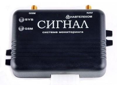 Терминал Сигнал 2117 GPS/ГЛОНАСС/