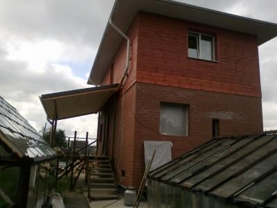 Комбинированный дом/