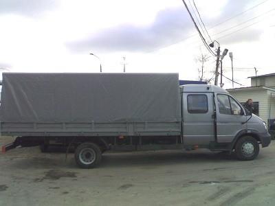 Удлинить ГАЗ-331063 Валдай-Фермер/