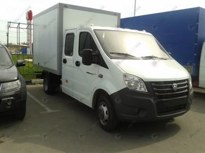 Газель-Next Фермер ГАЗ-A22R22 с промтоварным фургоном/