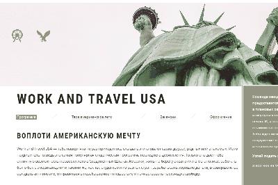 Work and Travel USA/