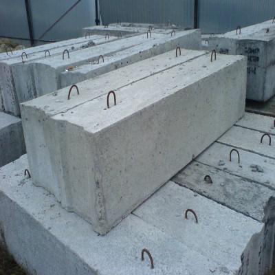 Фундаментные блоки/