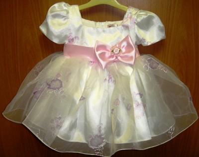 Платья для малышей платье ромашка