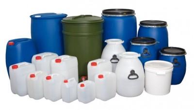 Производство пластиковой тары и упаковки./