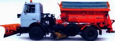 МДК, СДК на базе ЗИЛ, МАЗ, КАМАЗ, самосвалы ЗИЛ СААЗ от производителя. Машины комбинированные, универсальные дорожные, поливомоечные и пескоразбрасывающие, более 50 вариантов коммунального оборудования. Техника выполнена на высоком техническом уров/