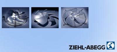 """Осевые, радиальные и центробежные вентиляторы Ziehl-Abegg, а также электроника и весь ассортимент продукции """"Ziehl-Abegg"""" со склада в Санкт-Петербурге, техническая поддержка и консультации./"""