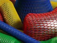 Производим сетку-рукав для защиты поверхностей баллонов, окрашенных и шлифованных деталей и т.д./