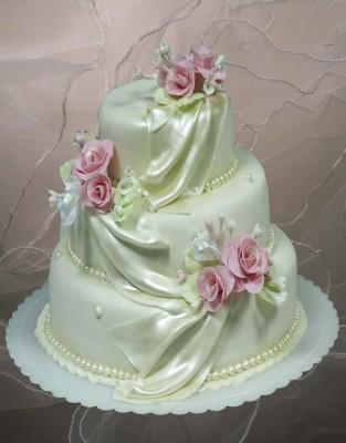 Эксклюзивные дизайнерские торты
