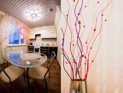 """Квартирная гостиница """"Вавилон"""" предоставляет множество комфортных и свежих квартир для проживания посуточно в городе Нижневартовске. Квартиры оборудованы всем необходимым, включая WiFi, бытовую технику, посуду и белоснежное постельное белье/"""