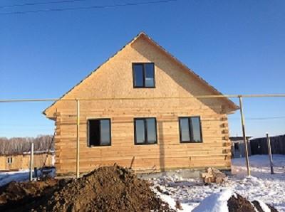 Строительство деревянных домов из профилированного бруса/